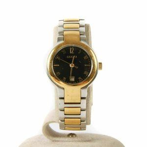 Gucci 8900L gold-tone stainless Bracelet Watch